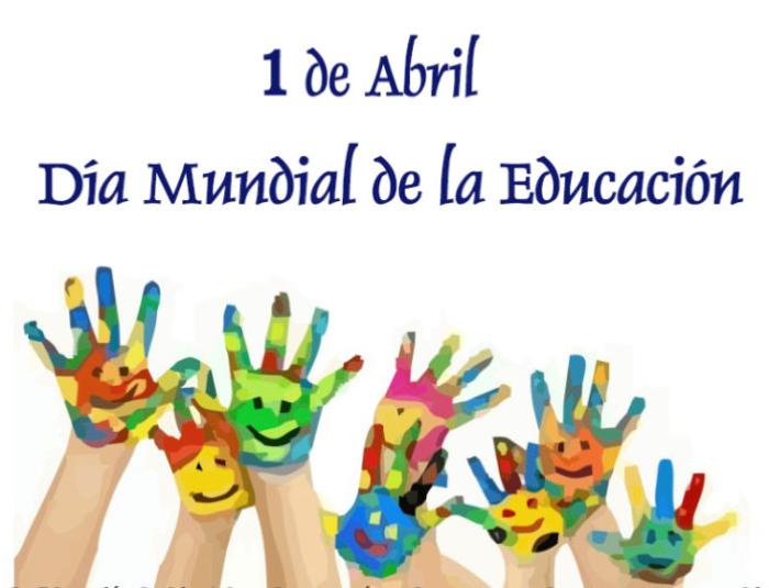 Día Mundial de la Educación