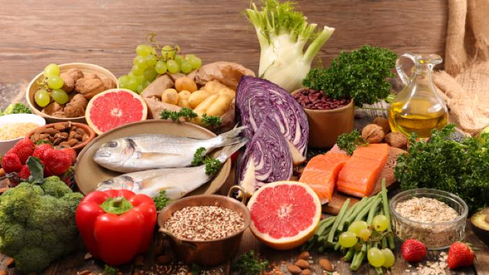 Dieta frutas e carne