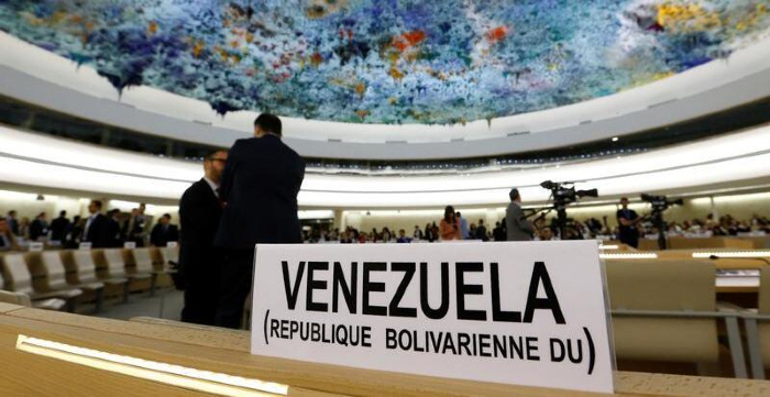 Venezuela Consejo de DDHH de la ONU