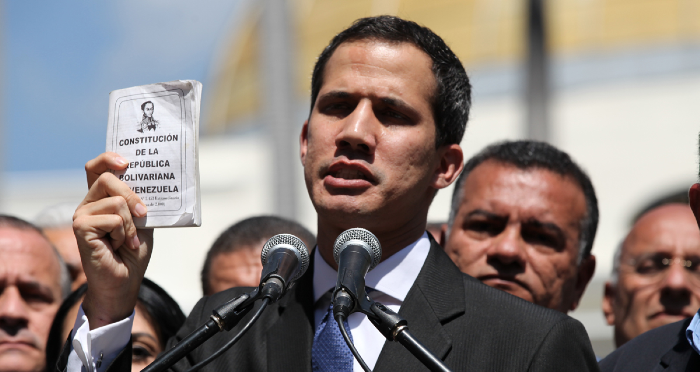 Dip Juan Guaidó 20190121. 1