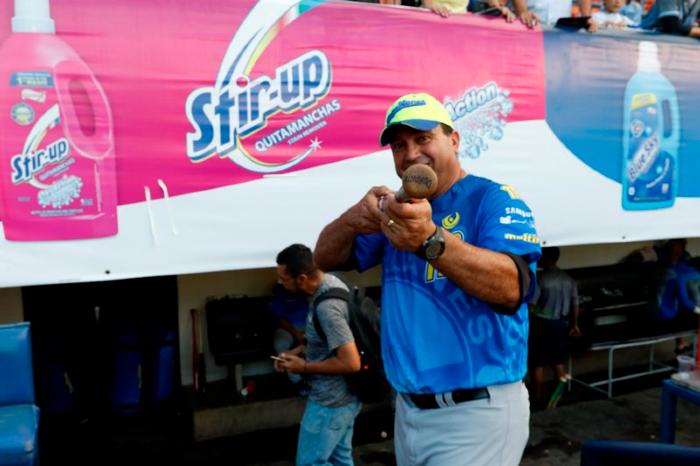 Luis Dorante mánager del año LVBP 2018-2019