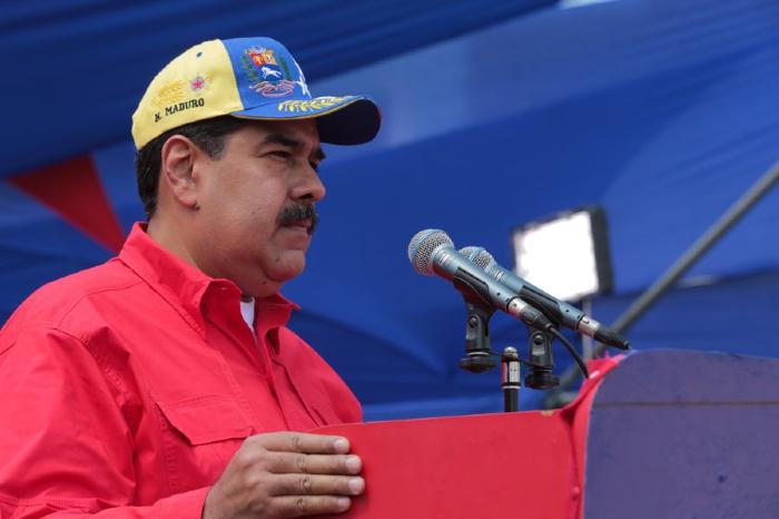 elecciones parlamentarias Maduro