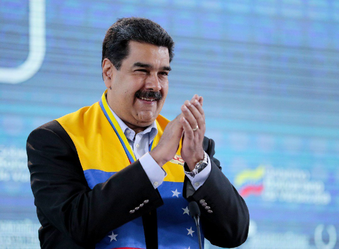 Maduro carta EEUU Europa