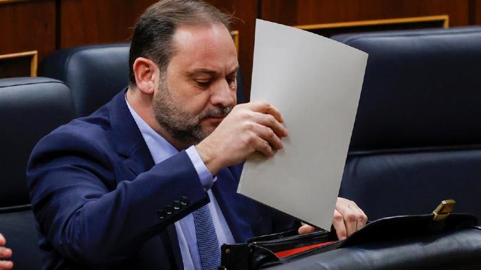José Luis Ábalos Delcygate
