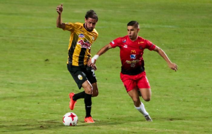 Caracas FC vs Táchira