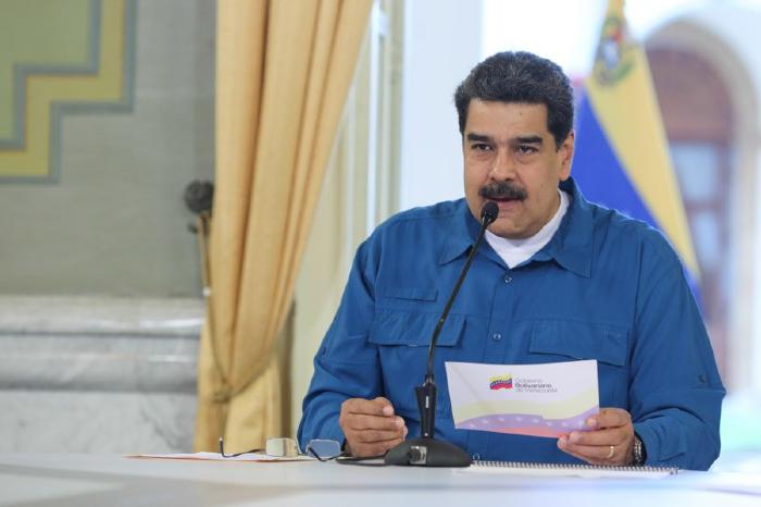 Maduro Plan Semillas