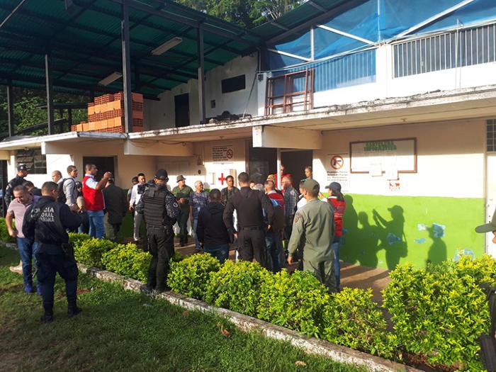 operativos en Táchira