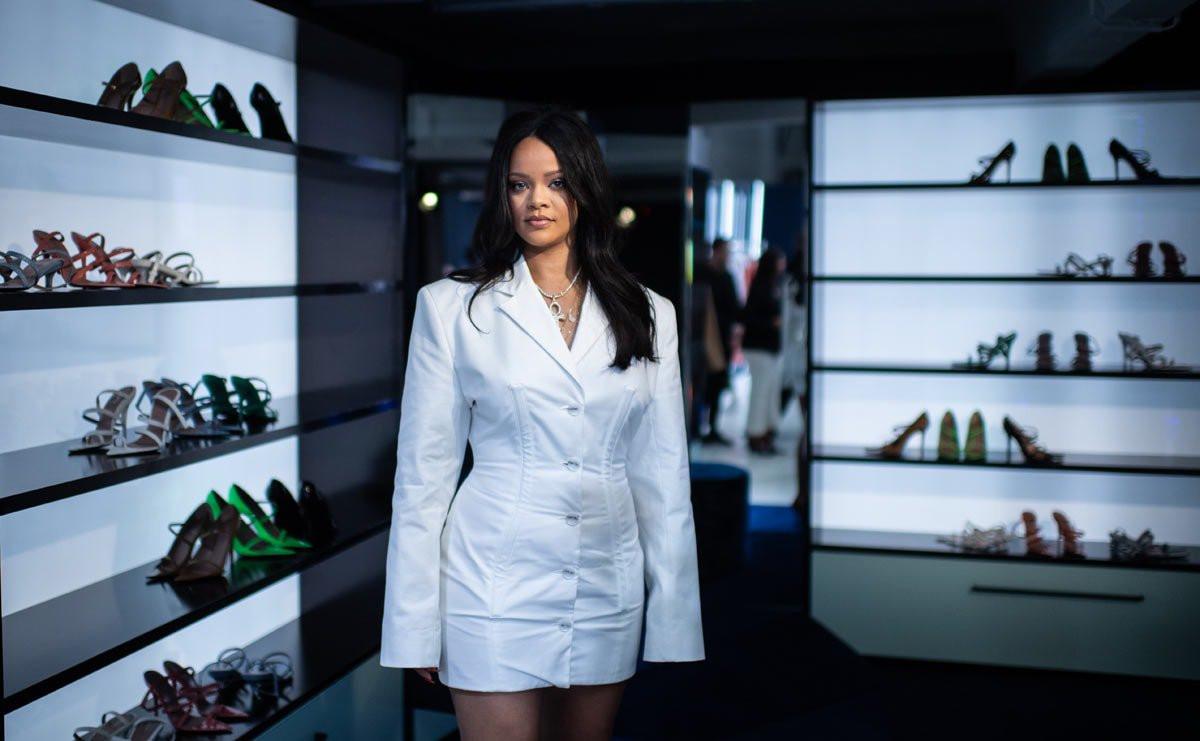 Primicias 24 Rihanna Quiere Revolucionar La Moda Para