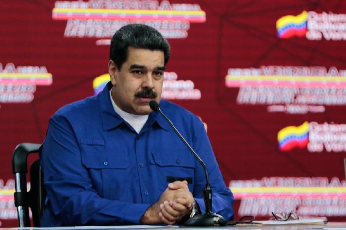 Nicolás Maduro Plan de la Patria
