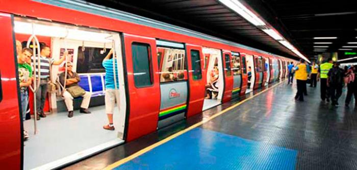 Resultado de imagen de Ricardo Sansonne familia metro