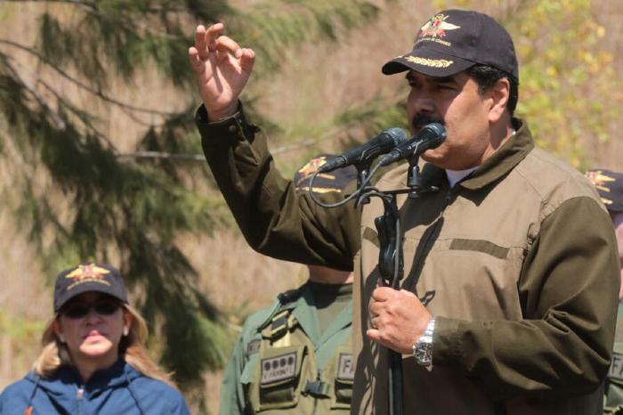 Maduro FANB